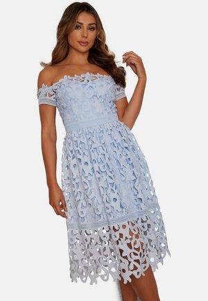 BARDOT  - Cocktail dress / Party dress - blue