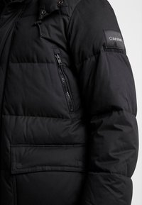 Calvin Klein - LONG LENGTH - Zimní kabát - black - 6