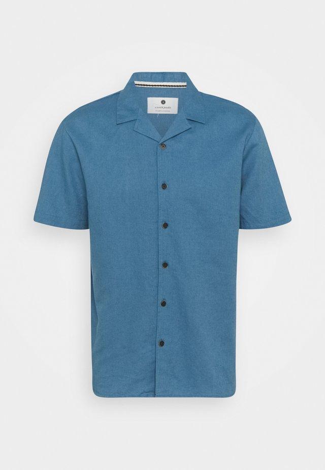 AKLEO SHIRT - Košile - copen blue