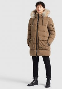 khujo - RIDLEY - Winter coat - khaki - 4