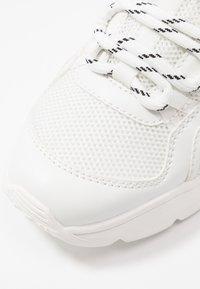 Monki - VEGAN SONIA - Trainers - white - 2
