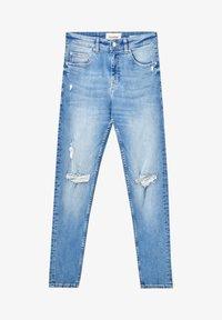 PULL&BEAR - Jeans Skinny Fit - royal blue - 6