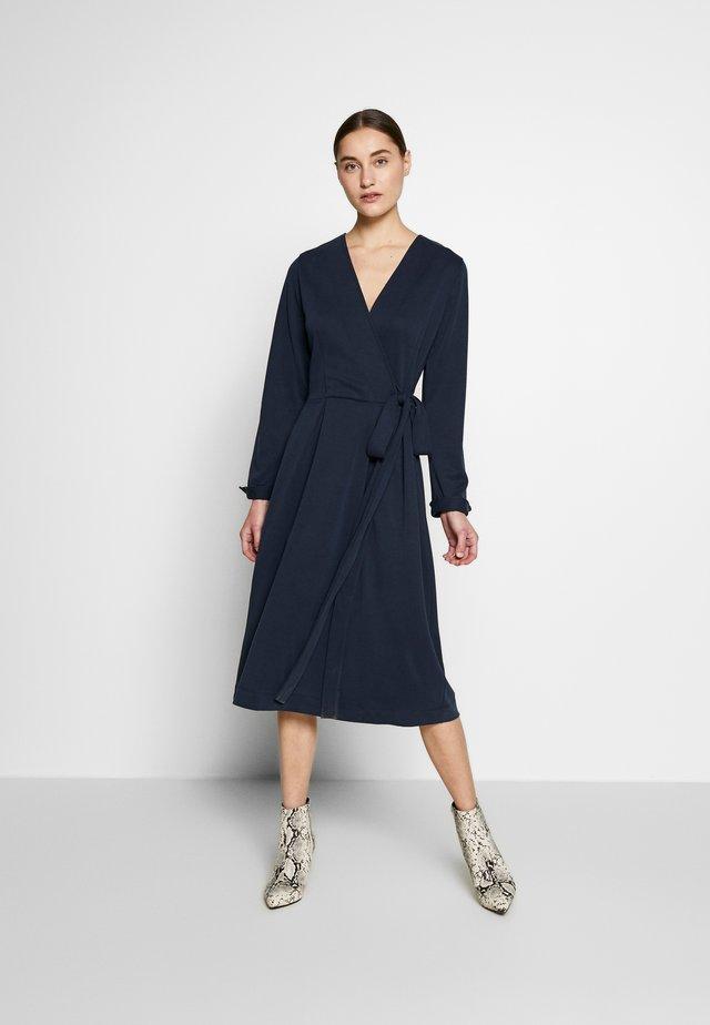 ALANOIW DRESS - Sukienka letnia - marine blue
