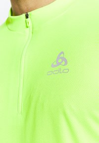 ODLO - STAND UP COLLAR ZIP ESSENTIAL - Cycling Jersey - lounge lizard - 5
