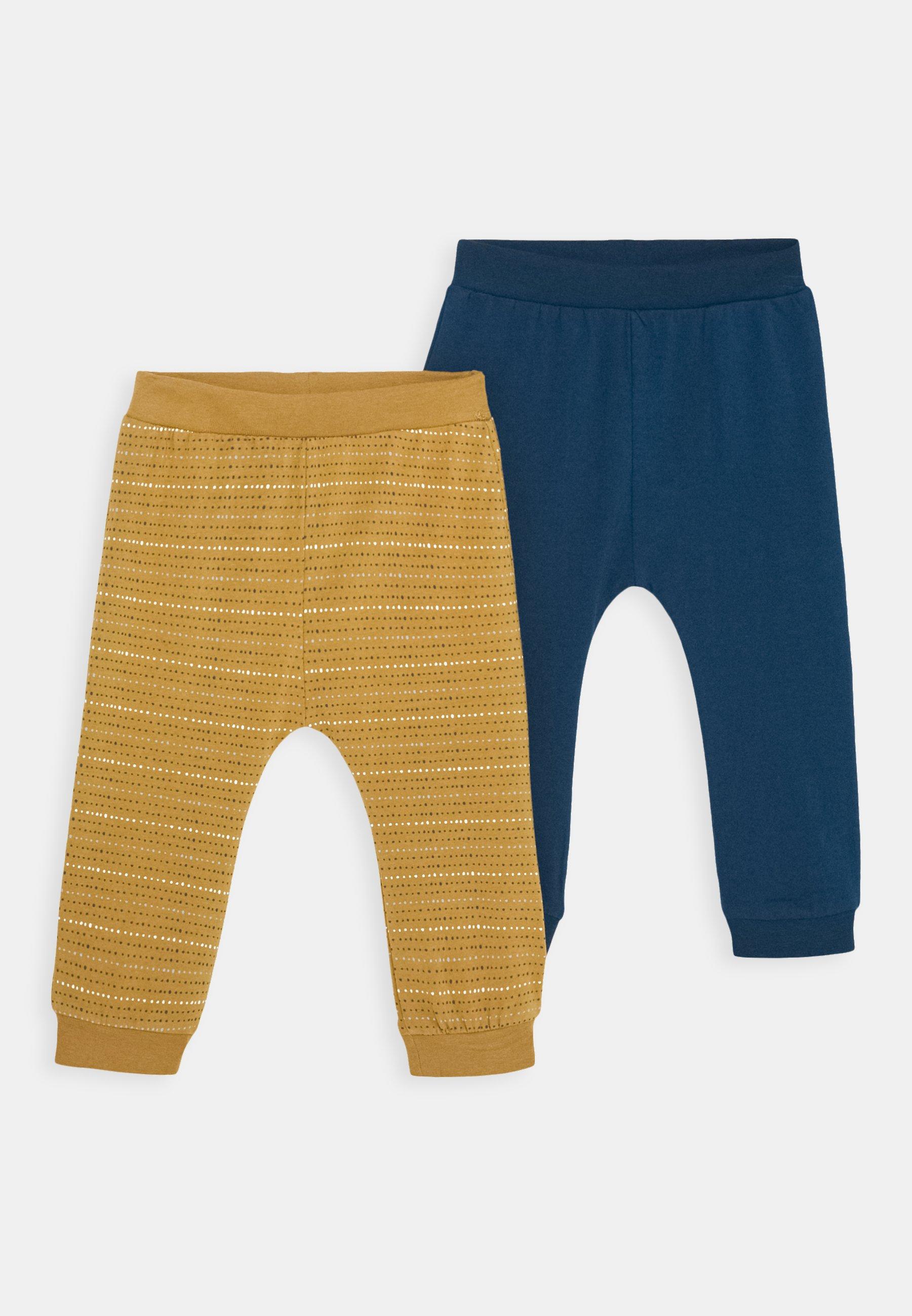 Kids NBMLAUST 2 PACK - Leggings - Trousers