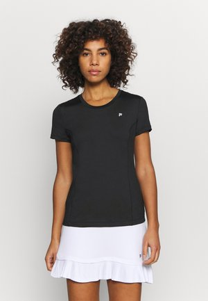 SOPHIE - Jednoduché triko - black