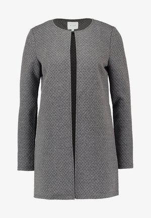 VINAJA NEW LONG JACKET - Summer jacket - medium grey melange