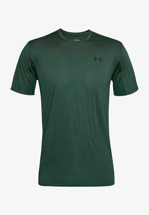 VENT SS - Print T-shirt - saxon green