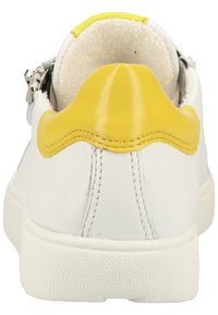 ara - Sneakers - white/yellow - 4