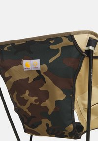 Carhartt WIP - HELINOX VALIANT TACTICAL CHAIR UNISEX - Other accessories - black/air force grey - 5