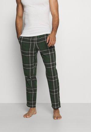 CORE PYJAMA PANTS - Pyjama bottoms - tartan