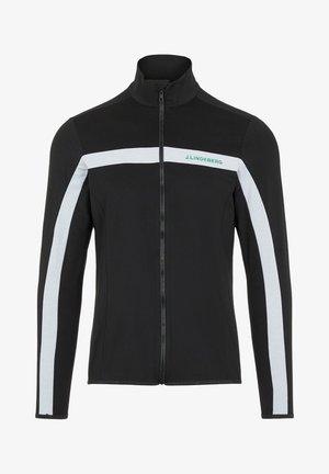 SEASONAL JARVIS - Fleece jacket - stone grey
