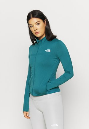 TEKNITCAL FULL ZIP  - Trainingsjacke - mallard blue