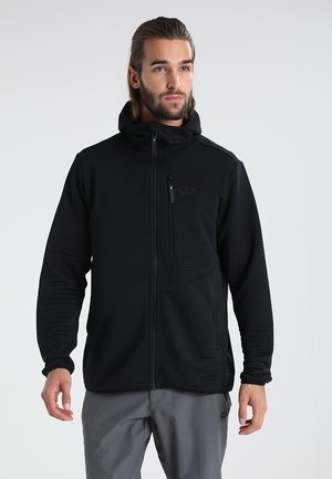 MODESTO HOODED MEN - Jumper - black