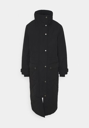 OBJKATIE - Cappotto classico - black