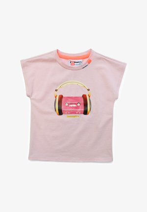 T-shirt print - strawberry kiss