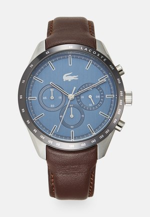 BOSTON - Chronograph watch - brown