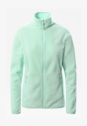 GLACIER FULL ZIP - Fleece jacket - misty jade