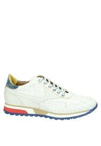 Lorenzi - Sneakers laag - wit - 5