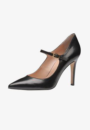 ILARIA - Zapatos altos - black