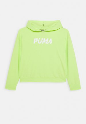 MODERN SPORTS HOODIE - Bluza z kapturem - sharp green