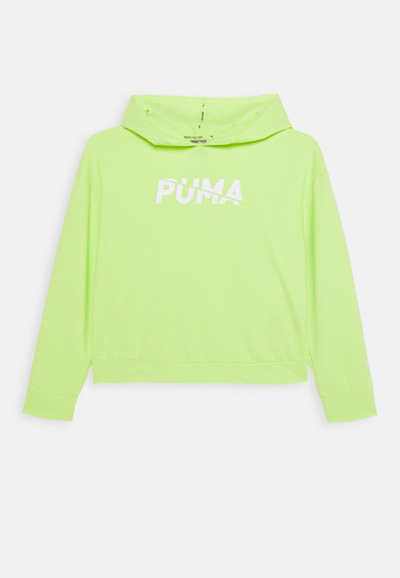 Puma - MODERN SPORTS HOODIE - Mikina s kapucí - sharp green