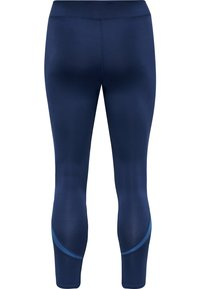 Hummel - HMLALONZO  - Leggings - medieval blue - 6