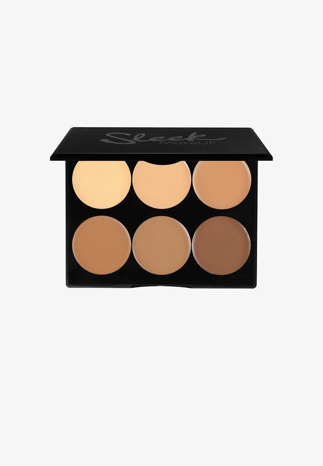 SL CREAM CONTOUR KIT - Palette pour le visage - medium