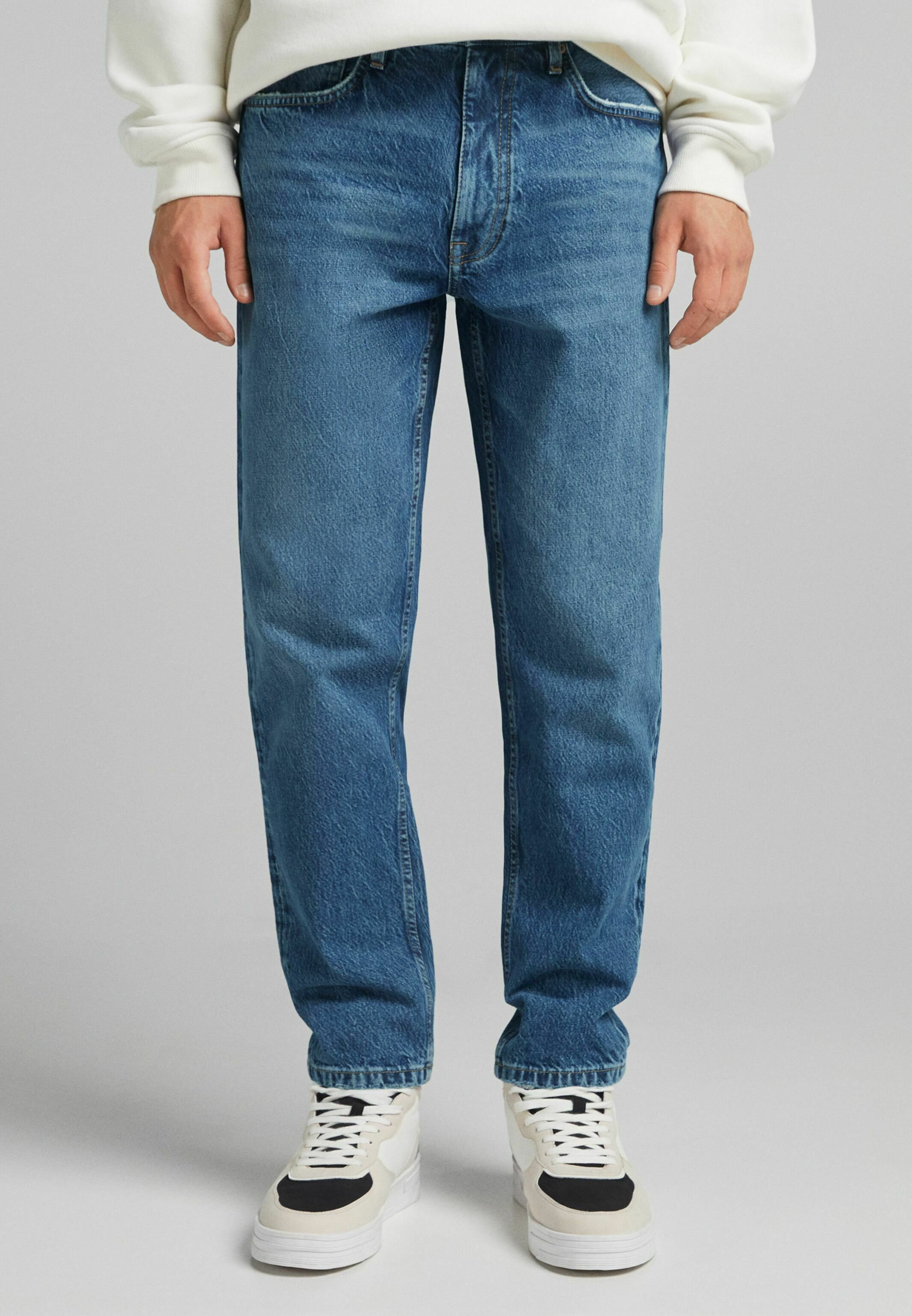 Herren STRAIGHT VINTAGE - Jeans Relaxed Fit