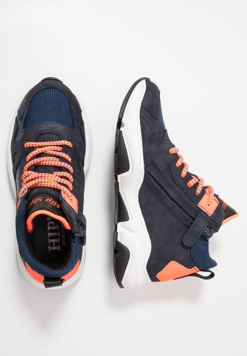 Hip - Sneakersy wysokie - dark blue
