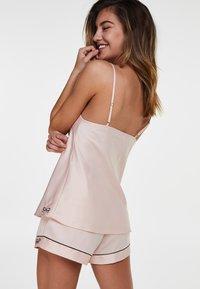 Hunkemöller - Pyjama top - pink - 2