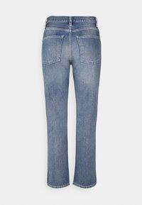 Carhartt WIP - MITA PANT - Straight leg jeans - blue - 6