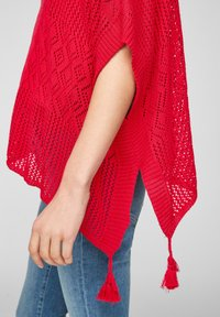 s.Oliver - Cape - red - 5