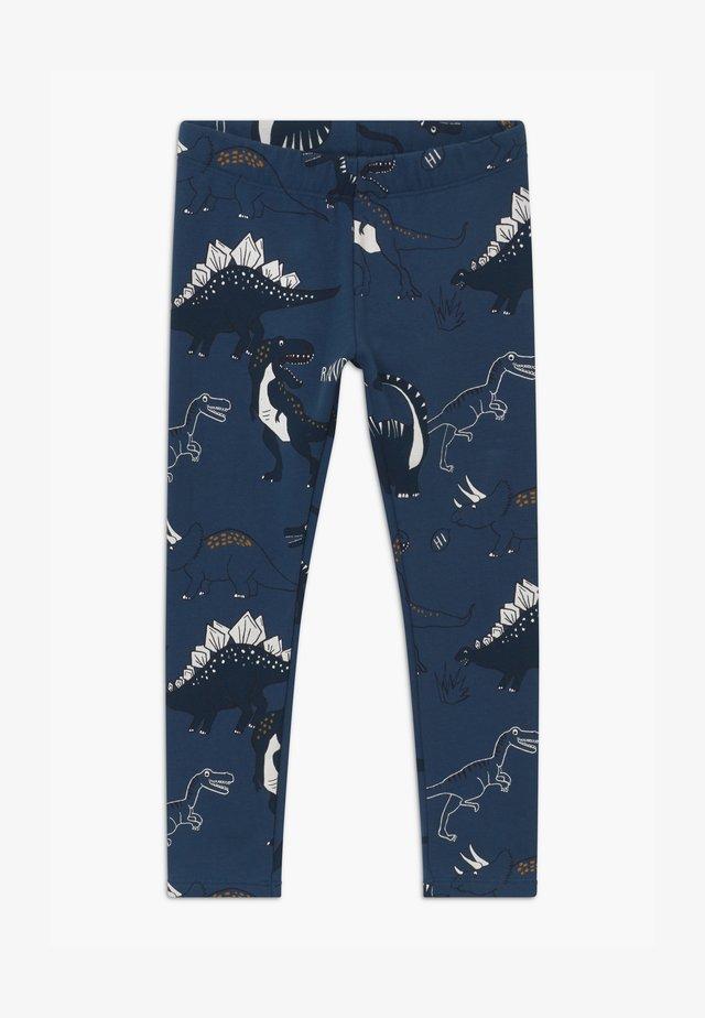MINI DINO - Pantaloni sportivi - dark dusty blue