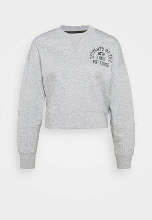 ROCK CREW - Sweatshirt - grey