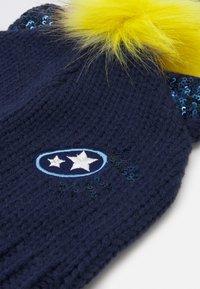 Billieblush - PULL ON HAT - Mössa - navy - 2