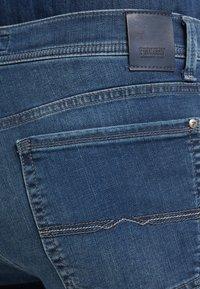 Pioneer Authentic Jeans - RANDO MEGAFLEX - Straight leg jeans - stone used - 5