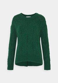 POINTELLE  - Jumper - dark teal green