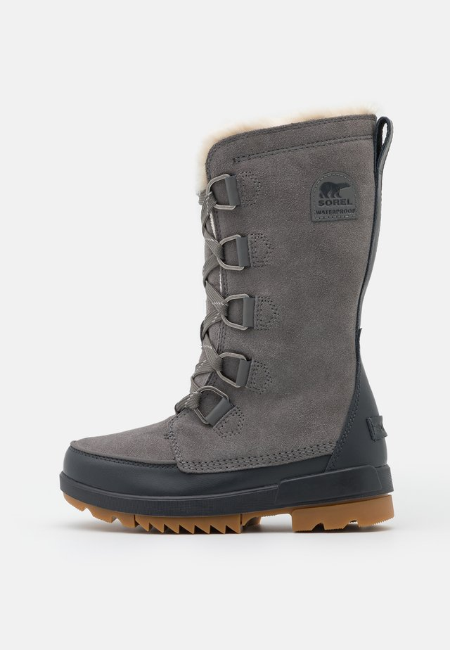 TORINO II TALL - Winter boots - grey