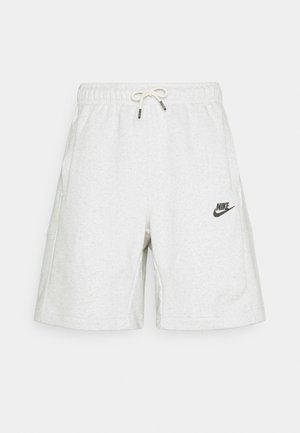 REVIVAL - Shorts - white/multi-color/smoke grey