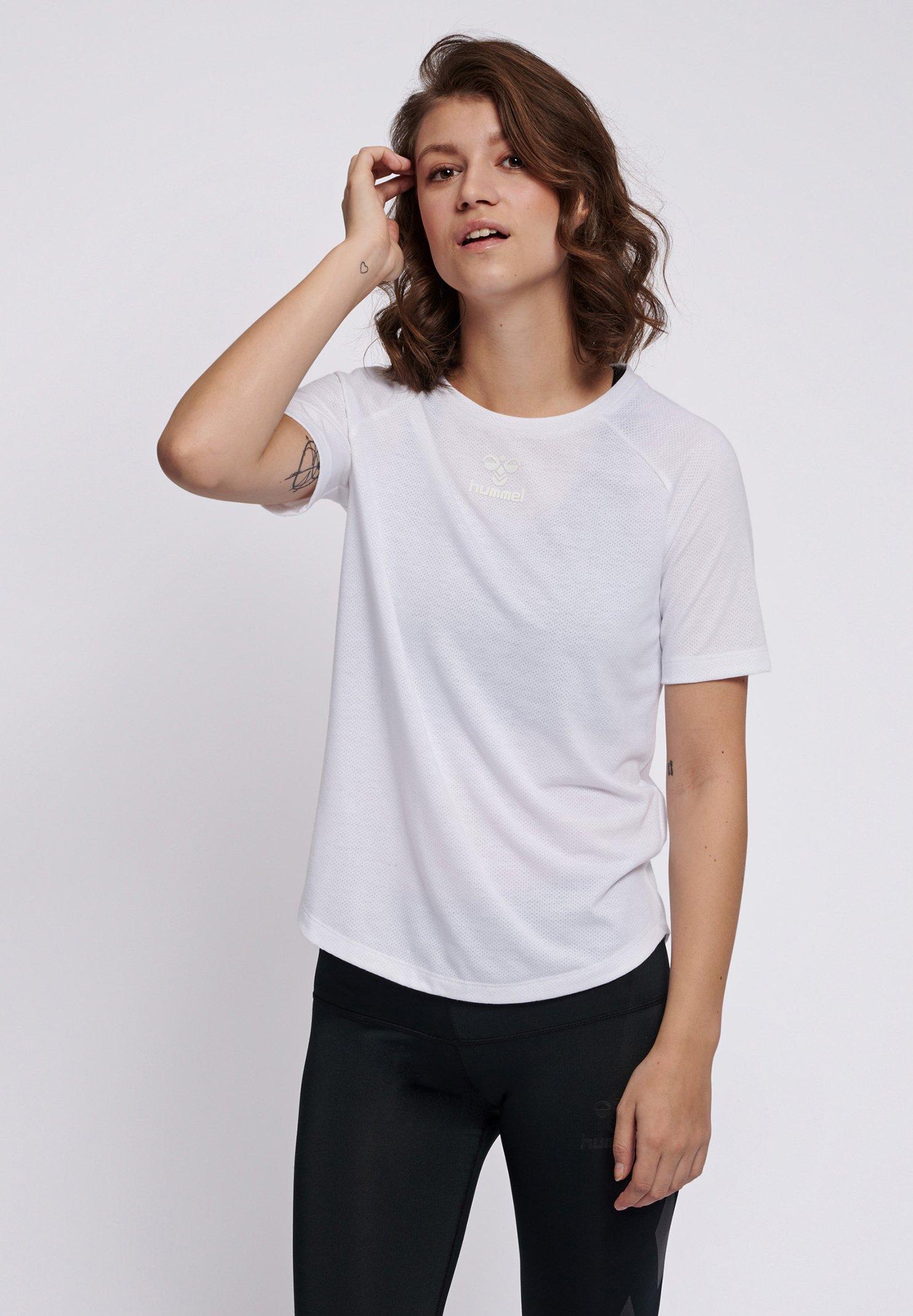 Damen HMLVANJA - T-Shirt basic