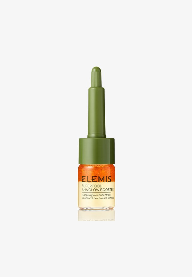 SUPERFOOD AHA GLOW BOOSTER - Face oil - -