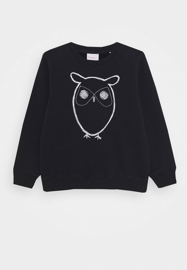 LOTUS OWL - Mikina - dark blue