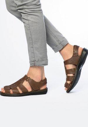 Sandalias de senderismo - brown, brown