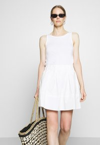 Anna Field - Topper - white - 3