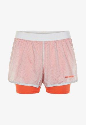 2 LAY  - Sports shorts - white