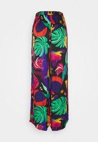 Farm Rio - MYSTIC JUNGLE PANTS - Trousers - multi - 5