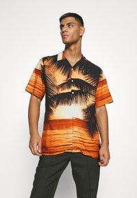 Redefined Rebel - GAEL SHIRT - Shirt - golden glow - 0