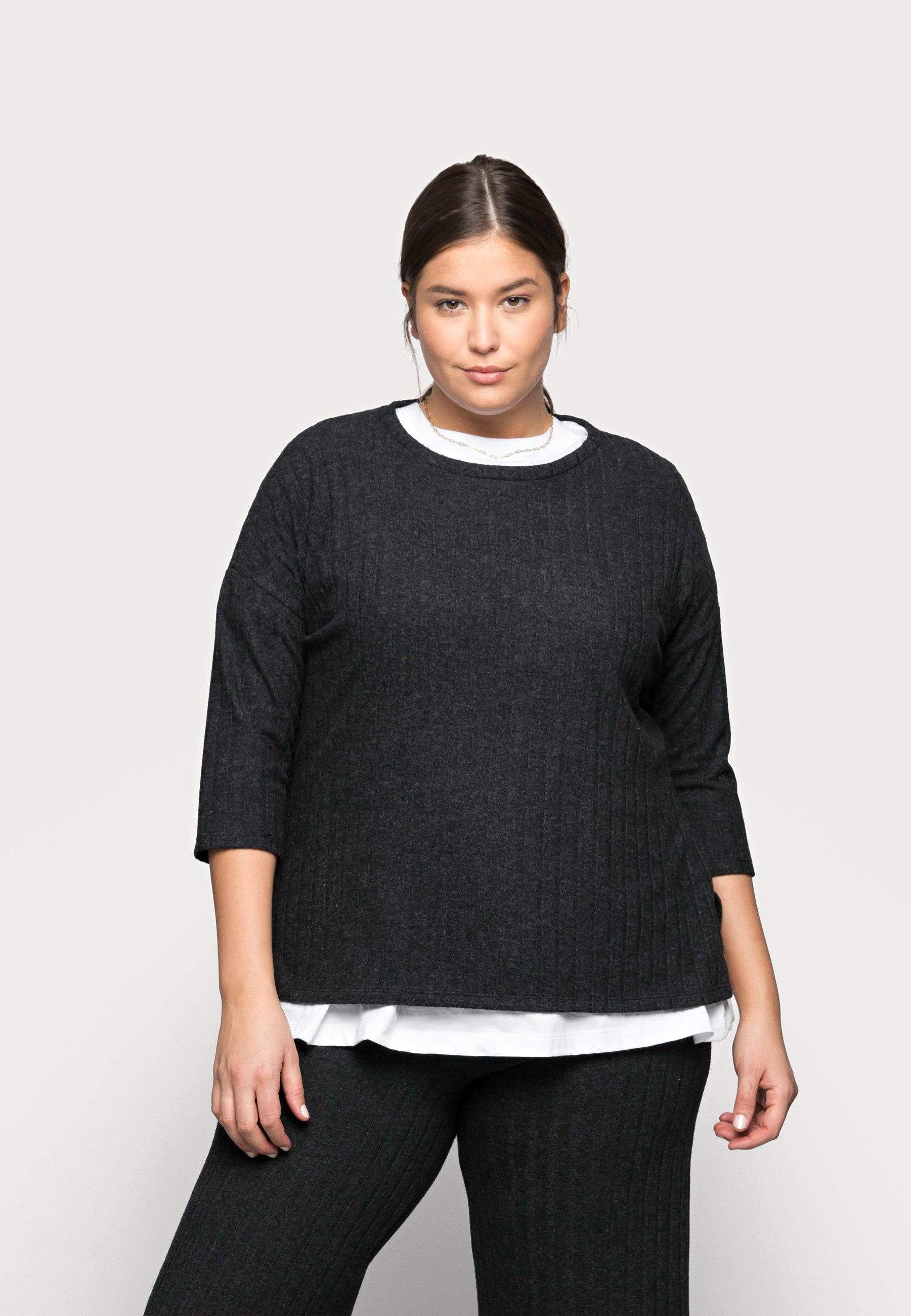 Women VMTILDA 3/4 LOOSE  - Long sleeved top