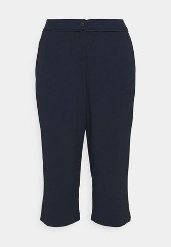PANTS WITH PIPING DETAIL